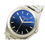 【送料無料】グッチ GUCCI パンテオン PANTHEON レディース 腕時計 YA115423MSS-BLK(277127)