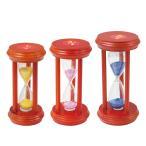 砂時計:3分計or5分計の木枠サンドタイマー〜〒郵送可¥260