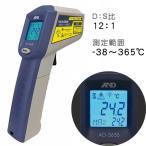 放射温度計 A&D レーザーマーカー 非接触温度計 AD-5635 〒郵送可¥320