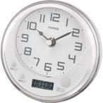 タイマー付き防滴時計 コロン T-721 WH 1台