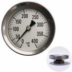 高温温度計:薪ストーブ煙突用温度計(0〜400℃)〜〒郵送可¥260
