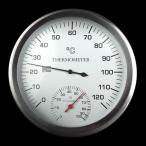 サウナ用温度計&湿度計サーモ550(0〜120℃)〜送料無料・代引無料