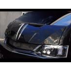 ハイエース200系(4型・ワイド車) スティンガー フェイスキット(ボンネットパネル・コーナーパネル) S.A.Dカスタム
