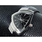 ハミルトン HAMILTON ベンチュラ VENTURA スイス製 腕時計 H24211732 レディース ブラック レザーベルト