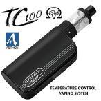 INNOKIN Cool Fire IV 4 TC 100 + iSub V スターターキット 電子タバコ VAPE 正規品 イノキン クールファイア (Black)