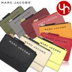 マークジェイコブス Marc Jacobs 財布 コインケース M0015056 ブランデッド サフィアーノ レザー ジップ マルチ ウォレット アウトレット レディース