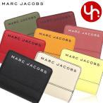 【週末限定ポイント2%】マークジェイコブス Marc Jacobs 財布 二つ折り財布 M0015163 ブランデッド サフィアーノ レザー ミニ コ アウトレット レディース