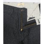JAPAN BLUE Brooklyn CHINOCovert Twill Trousers/ ジャパンブルー   杢シャンブレーチノパンツ