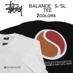 ステューシー 半袖Tシャツ STUSSY BALANCE S/SL TEE