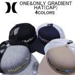 ハーレー 帽子・キャップ HURLEY ONE&ONLY GRADIENT HAT(CAP) メッシュキャップ・トラッカー・メンズ/レディース(男女兼用)