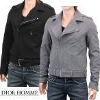ディオールオム Dior HOMME ライダースジャケット 全2色 233C403A2075