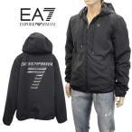 エンポリオ アルマーニ EMPORIO ARMANI EA7 セットアップ パーカー 274713/272730-6P280-00020 ブラック/黒