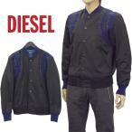 ディーゼル DIESEL ダウン ジャケット STTK-0SAJA W-IZUM-900 ブラックカラー