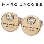 マークジェイコブス MARC JACOBS ピアス MJ coin MJ coin studs M0009789-168 CRYSTAL/GOLD