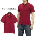 バーバリー ポロシャツ メンズ 3956000 MILITARY RED