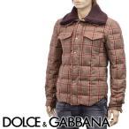 ドルチェ&ガッバーナ DOLCE&GABBANA メンズダウンジャケット G9BR8T-FQ2FV-S8100