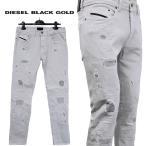 ディーゼル ブラック ゴールド BLACK GOLD TYPE-2510 ホワイトデニム SIRD-BG8ZB TYPE-2510-100