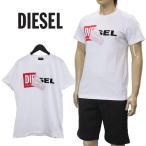 ショッピングdiesel ディーゼル DIESEL ロンT 長袖T メンズ SDG1-0091B T-PRIYA-100