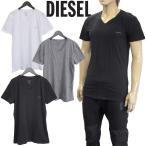 ディーゼル Tシャツ 3枚セット Vネック ブランドロゴ SHGU-0JAQX UMTEE-MICHAEL-E3843