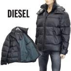 ディーゼル DIESEL ライダース ジャケット シングル SSEF-0WAGL L-SOUND-900 ブラック