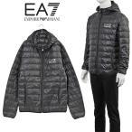 エンポリオアルマーニ EMPORIO ARMANI EA7 ダウン 中綿 ジャケット 6XPB08-PN02Z-1200-ブラック/黒