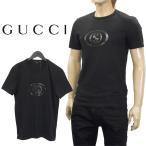 ショッピングgucci グッチ GUCCI Tシャツ GGロゴ 295979-X3742-1000 ブラック
