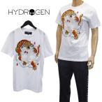 ハイドロゲン HYDROGEN×HORIOKAMI Tシャツ 260628-001 WHITE ホワイト