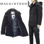 マッキントッシュ MACKINTOSH ダウンコート Pコート 7736 GD-009-BLACK