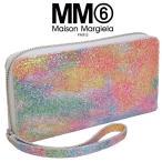 エムエム6 メゾン マルジェラ MM6 Maison Margiela レディース 財布 2017春夏 新作 S54UI0015-S47363-961 ホログラム
