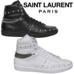 ショッピングスタッズ サンローラン SAINT LAURENT PARIS スニーカー 397125-AQI00 全2色
