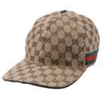 グッチ/GUCCI 帽子 メンズ キャップ BEIGE/EBONY+CACAO-VRV 2020年秋冬新作 200035-KQWBG-9791