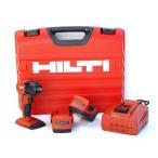 Hilti(ヒルティ) 03482659 SIW 18-A 3/8インチ CPC 18V コードレス インパクトレンチ、インパクトResista