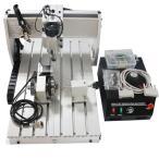 CNC ルーター 3040Z-DQ 4軸 ボールスクリュー 彫刻ドリル ミリングマシン