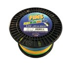 Fins Spectra 2400-Yards Multi Colored Metered Fishing Line, 100-Poundб┌╩┬╣╘═в╞■╔╩б█