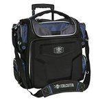 Calcutta Explorer Rolling 5-Tray Fishing Tackle Bag - Outdoor Storage Organizerб┌╩┬╣╘═в╞■╔╩б█