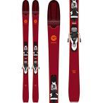 Rossignol Seek 7 HD Skis w/Xpress 11 Bindings Black/White Mens Sz 176cm 並行輸入品