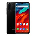 Unlocked Smartphone Blackview A80 Pro, 6.49 inch HD+, 4GB RAM+64GB ROM with 4680mAh Big Battery, 4G Dual SIM for AT&T, T-Mobile, Cricket Pho