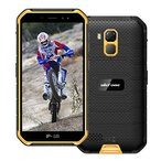Ulefone Armor X7 Pro 4G Rugged Phones Unlocked, Android 10 Quad-core 4GB+32GB ROM Expansion Supported 128GB 13MP+5MP Dual Camera 5.0