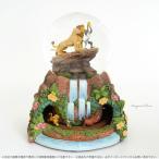 ディズニー ライオンキング シンバ ナラ ラフィキ プンバ ティモン ミュージカル グリッター グローブ Disney The Lion King Rotating Musical Glitter Globe ス