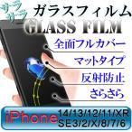 iPhone ��������쥢 ���饹�ե���� �ޥå� �ե륫�С� �����ݸ� ȿ���ɻ� ���饵�� ���餵�� iPhone�� XSMax,XR,XS,X,8,7,6 �����ե���