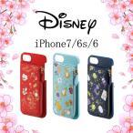 ���쥹�� iDress iphone8/7/6s/6 4.7����� �б� ������ Disney Characters iCoin �Хå����С� ���ꥹ �ߥˡ��ޥ���  �����������