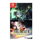 Final Fantasy VII & VIII Remastered Twin Pack -ファイナルファンタジーVII &VIII リマスタード (輸入版) - Switch パッケージ版【新品】