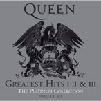 �������� Queen Greatest Hits I, II & III - Platinum Collection CD