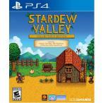 PS4 Stardew Valley スターデュー バレー 輸入版 北米 プレイステーション4対応ソフト