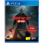 PS4 Friday The 13th Game Gun Media 13日の金曜日 ジェイソン 輸入版 北米