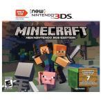 北米版3DS Minecraft マインクラフト 【北米版Nintendo 3DSのみ対応】【北米版任天堂3DS対応ソフト】