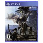 カプコン モンスターハンター:ワールド 北米版 Monster Hunter World 輸入版 PS4 モンハン