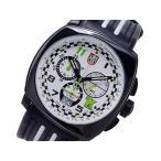 ルミノックス LUMINOX トニーカナーン クオーツ メンズ クロノ 腕時計 1146 ホワイト x ブラック