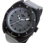 アディダス ADIDAS スタンスミス クオーツ メンズ 腕時計 ADH3080 グレー x ブラック