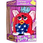 Statue of Liberty Furby (ファービー) Model 70-893 KB Toys Special Edition Electronic Furbie おもち